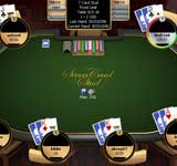 Click to download FREE Seven Card Stud Poker Software