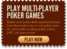 Play Multi-player Poker Games